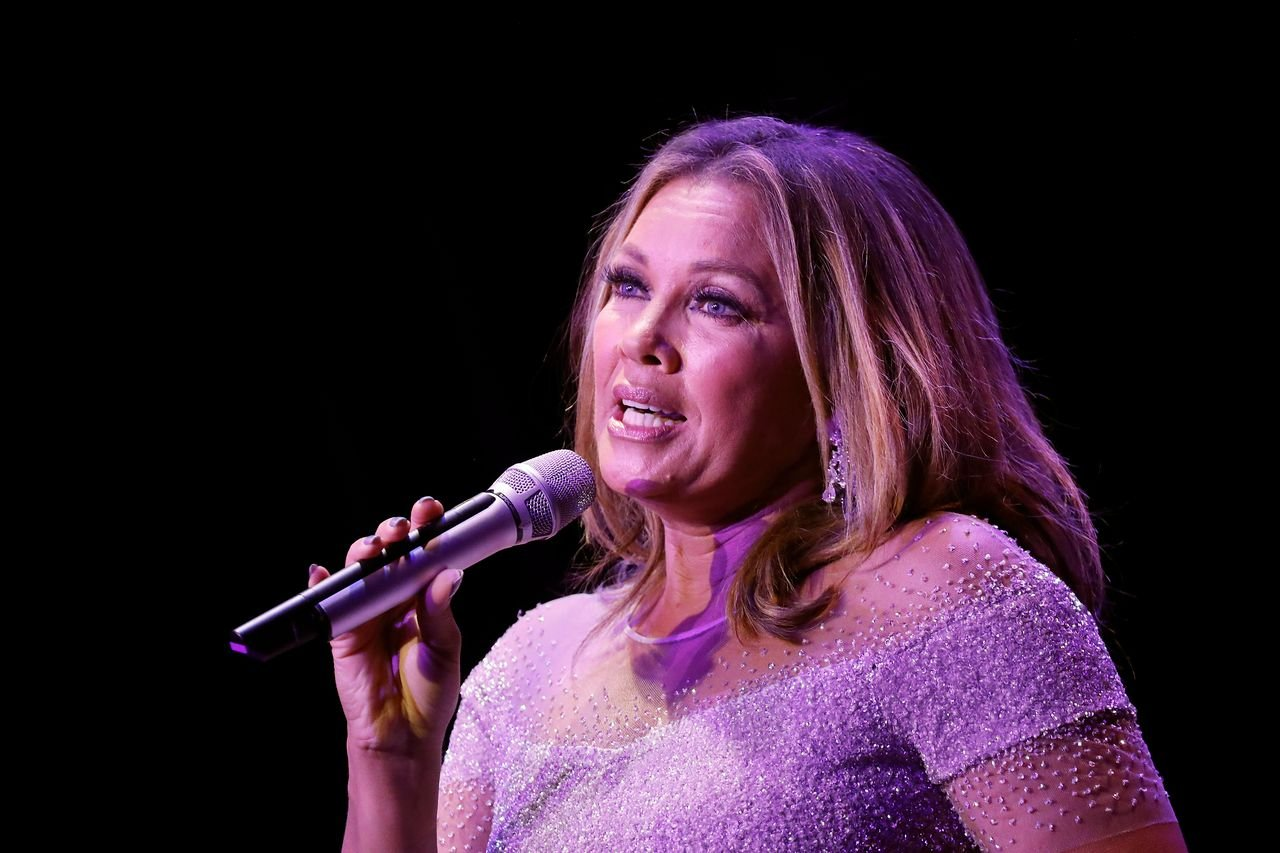 """Vanessa Williams performing during """"Vanessa Williams & Friends"""" at Sheen Center for Thought & Culture on November 18, 2019 in New York City.   Source: Getty Images"""