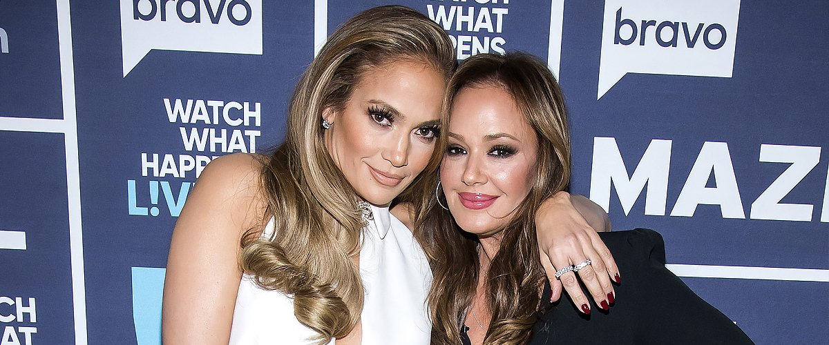 Jennifer Lopez and Leah Remini Fell in Love the Day They Met — Facts about Their Friendship