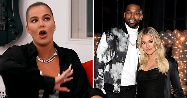 Khloé Kardashian Feels Pressured to Discuss Her Relationship with Ex Tristan Thompson