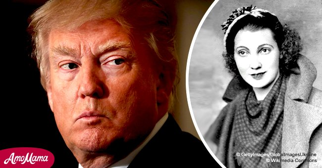 President Trump Admires His Father but Rarely Talks about His Mother