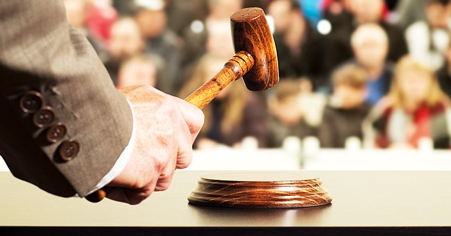 Daily Joke: A Man Went to Court for a Crime