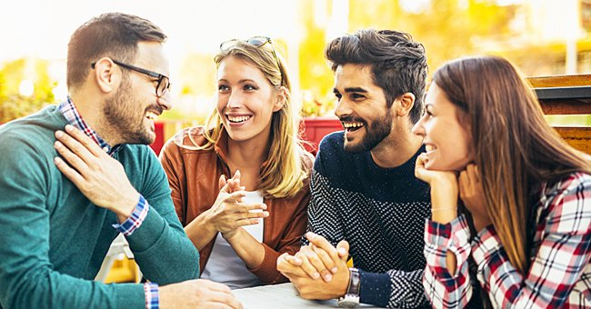 Daily Joke: 4 Friends Missed Their Final Exam Due to Partying Hard All Weekend