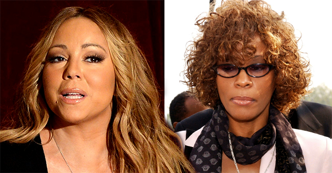 Mariah Carey Talks about Alleged Rivalry with Whitney Houston and Calls Her One of the Greatest of All Time