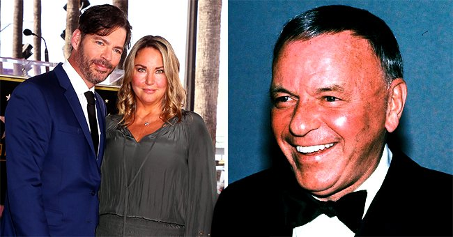 Harry Connick Jr Says Frank Sinatra Kissed His Wife Jill Goodacre 'Right on the Mouth' in the '90s