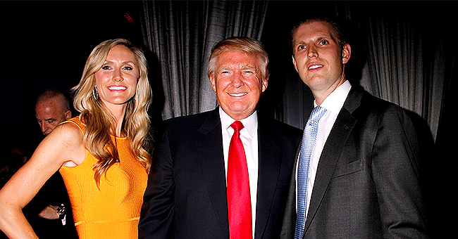 Donald Trump's Daughter-In-Law Lara Shares Cute Pic of Husband Eric & Their 2 Kids on Her Birthday