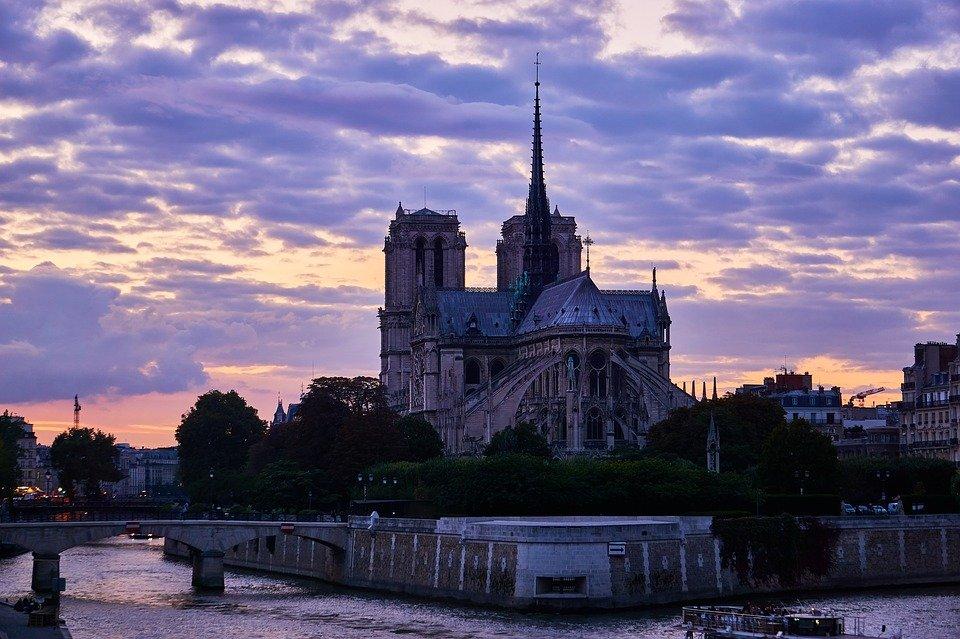 Catedral de Notre Dame. París, Francia. | Imagen: Max Pixel