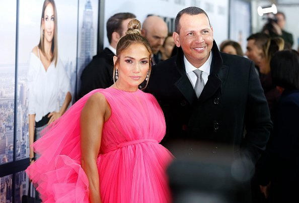 Jennifer Lopez and Alex Rodriguez attending 'Second Act' World Premiere in New York City | Photo: Getty Images