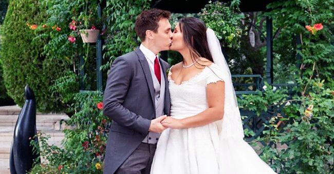 De nouvelles photos du mariage de Louis Ducruet sont enfin dévoilées
