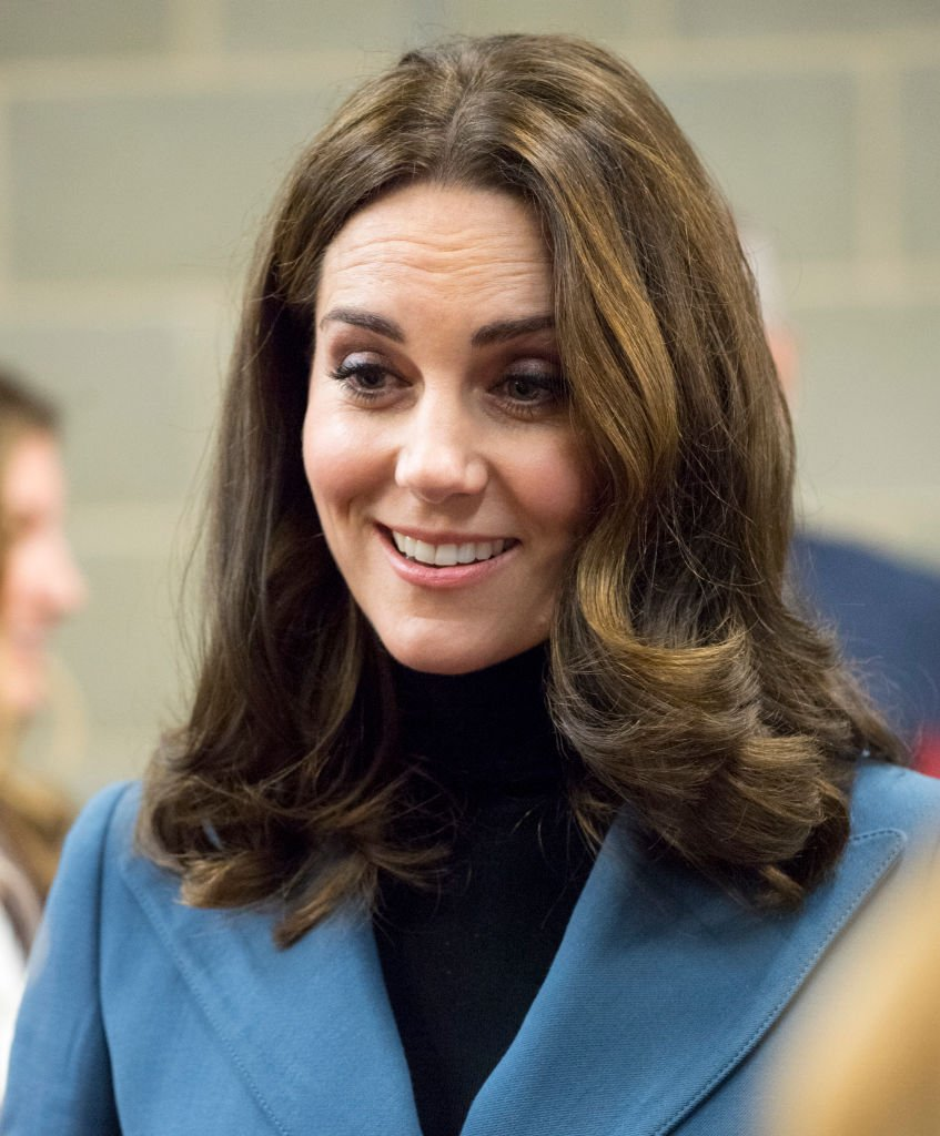 Catherine, Duchess of Cambridge attends the Coach Core graduation ceremony for more than 150 Coach Core apprentices at The London Stadium | Photo: Getty Images