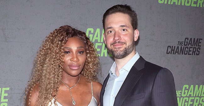 Serena Williams' Husband Is a Caring Dad to Their Daughter - inside Alexis Ohanian's Fatherhood