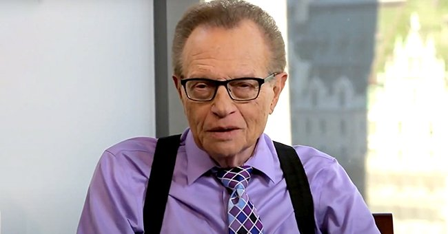 Larry King Has Been Taken Out of the Intensive Care Unit Following His Bout with COVID-19