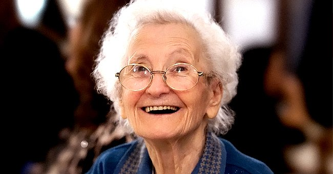 Daily Joke: A Little Old Lady Was Very Spiritual
