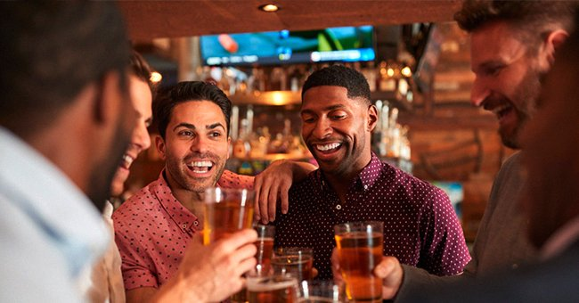 Daily Joke: Five Men Walk into a Bar