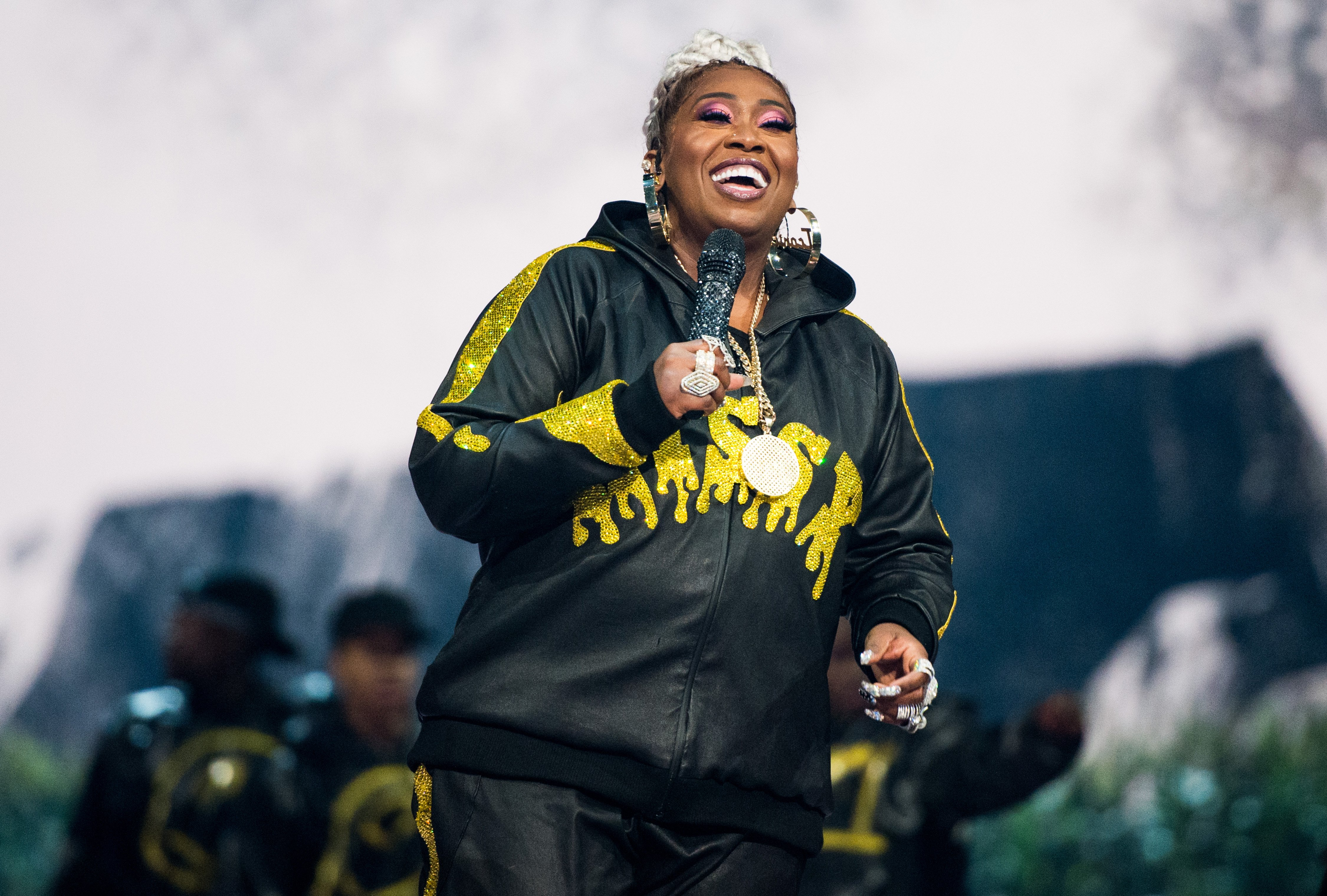 Missy Elliott performs onstage during the 2019 MTV Video Music Awards at Prudential Center on August 26, 2019 in Newark, New Jersey | Photo: GettyImages