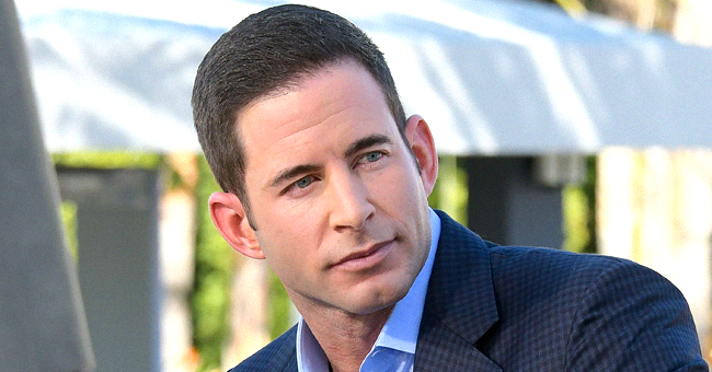 Tarek El Moussa Shares Sweet Pic of 'Selling Sunset' Star Girlfriend Heather Rae Young with His Son Braydon
