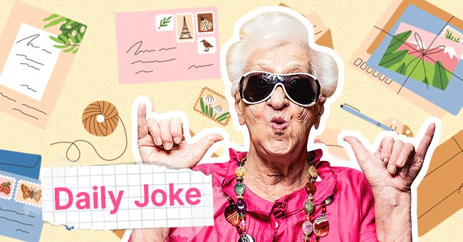 Daily Joke: 83-Year-Old Lady Writes a Letter to Her Grandson