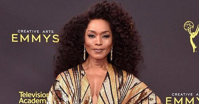 Watch as Angela Bassett Films Herself Getting Her First Shot of the COVID-19 Vaccine
