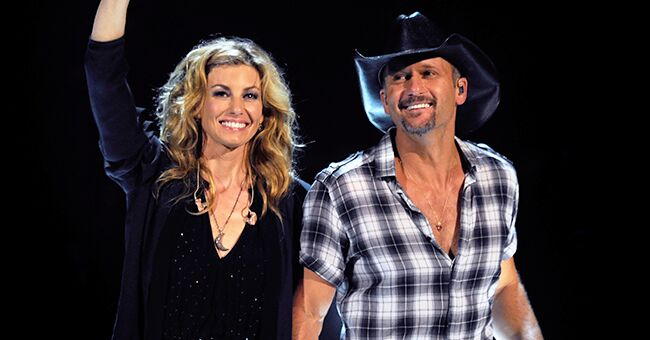 Tim McGraw and Wife Faith Hill Celebrate Their 23rd Anniversary with Throwback Photos