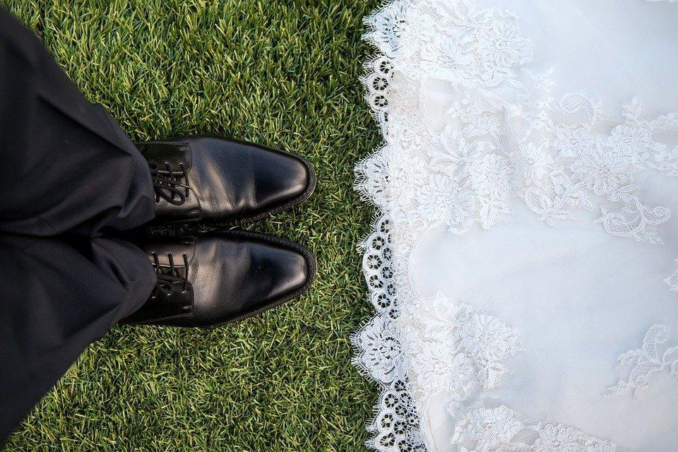 Braut und Bräutigam | Quelle: Pixabay
