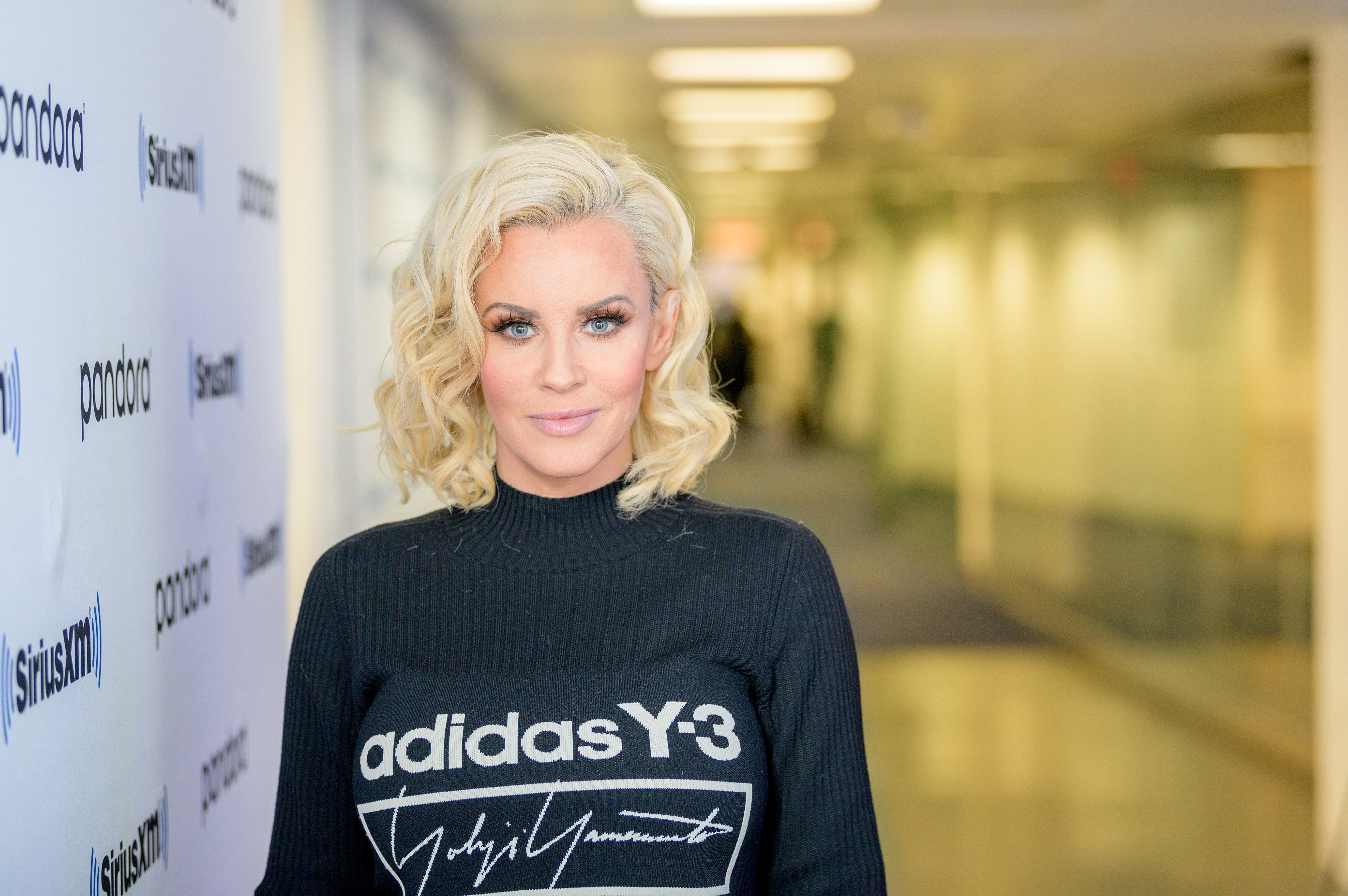 """Jenny McCarthy visits """"The Jenny McCarthy Show"""" at SiriusXM Studios on November 19, 2019 