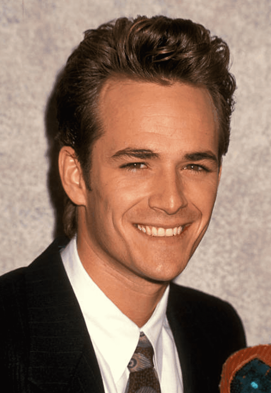 Luke Perry at the Walt Disney Company's 3rd Annual American Teach Awards, Hollywood | Source: Getty Images