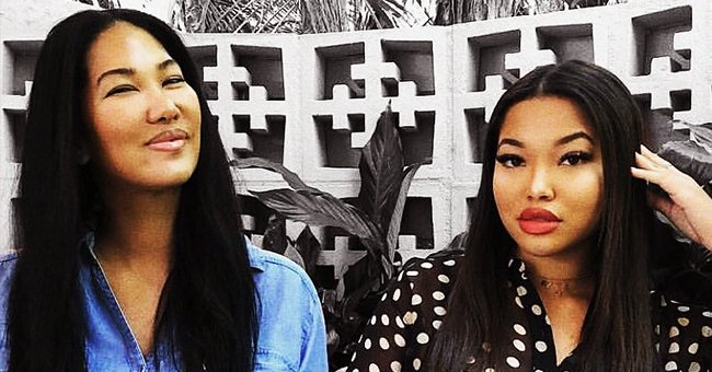 Kimora Lee Simmons' Daughter Ming Poses in a Bra in New Photo