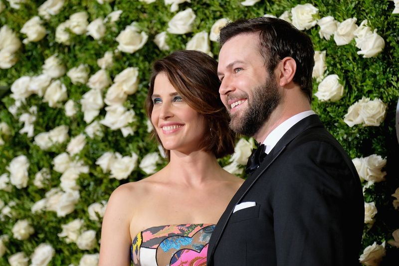 Cobie SMulders and Taram Killam at the 2017 Tony Awards at the Radio City Music Hall in New York City | Source: Getty Images