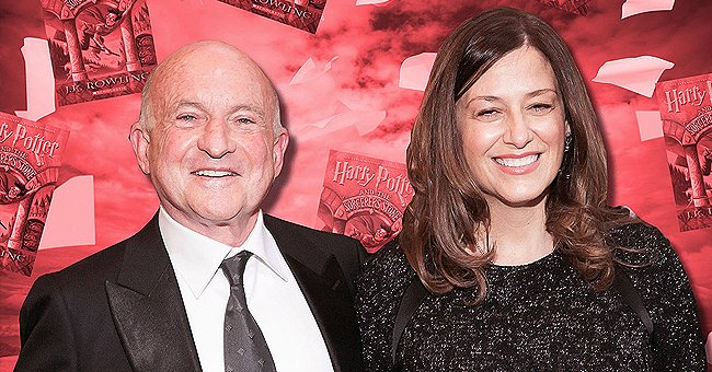 Billionaire and his ex-lover who inherited his entire fortune | Photo: Twitter/nypost