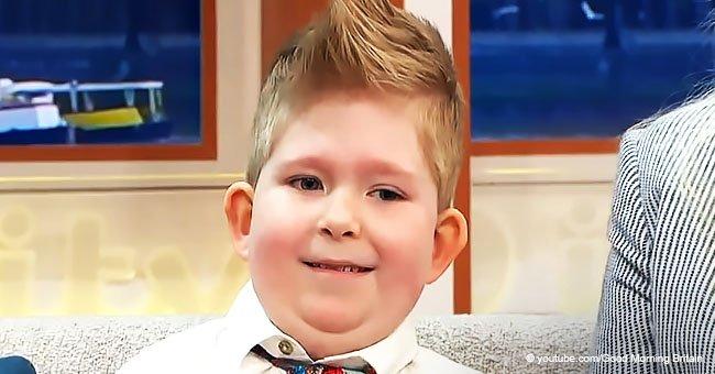 El milagro de Noah: niño nació con solo el 2% del cerebro, pero lo recuperó en tres años