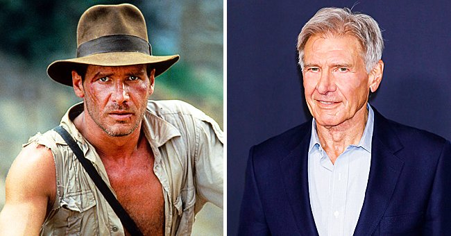 Harrison Ford, 78, Is Back to Work on the Set of 'Indiana Jones'