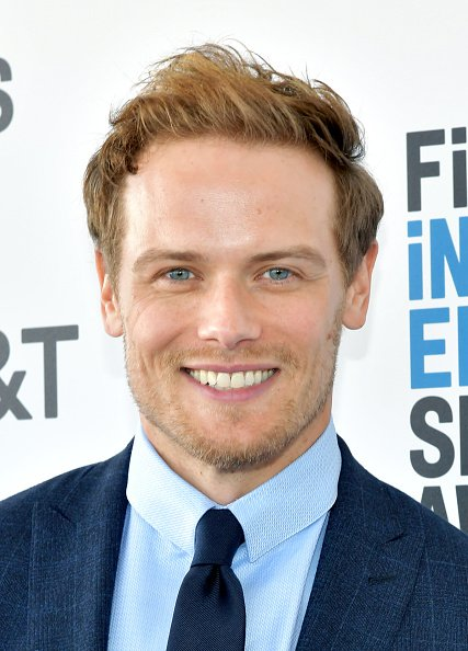 Sam Heughan, Film Independent Spirit Awards, 2019 | Quelle: Getty Images
