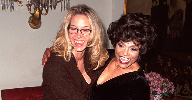Legend Eartha Kitt's Daughter Pays Tribute to Mom with Beautiful Photo of Her in a Black Dress