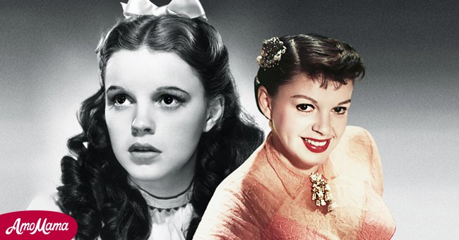 Pictures of actress Judy Garland | Photo: Getty Images