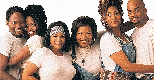 Queen Latifah, Kim Fields and the Rest of 'Living Single' Cast  22 Years after the Show Ended