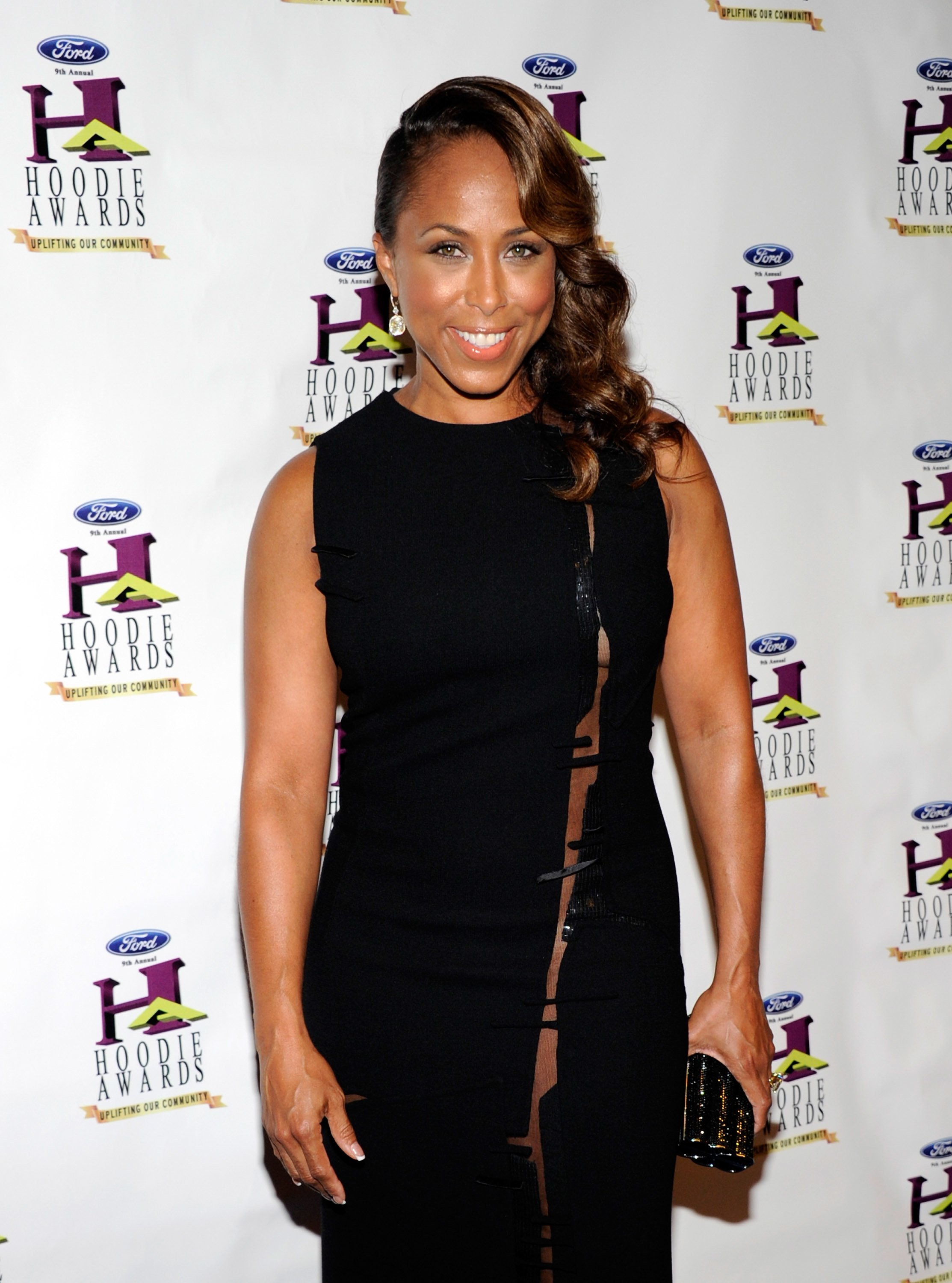 Marjorie Harvey arrives at the ninth annual Ford Hoodie Awards at the Mandalay Bay Events Center on August 13, 2011. | Source: Getty Images