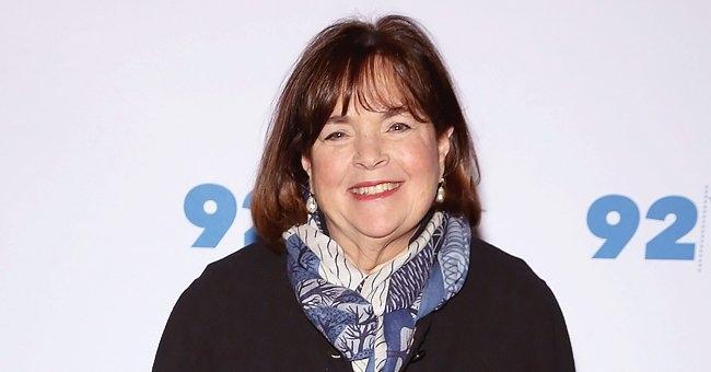 Ina Garten Made a Giant Cocktail for April Fool's Day and It's Just What We Needed