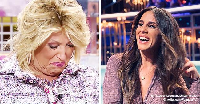 """""""¡De ti no me lo esperaba!"""": Lydia Lozano quedó devastada por el comentario de Anabel Pantoja"""