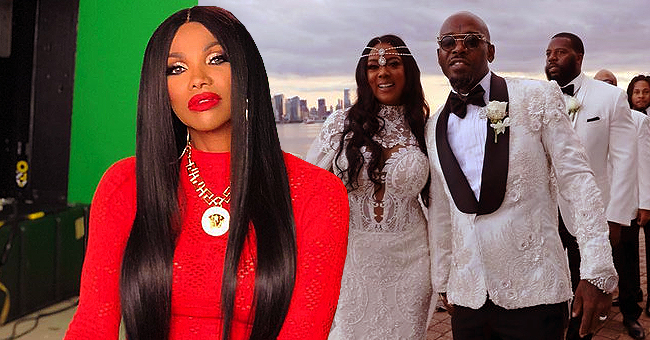 Sandra Denton of Salt-N-Pepa Attends Wedding of Ex Naughty by Nature Rapper Treach and Cicely Evans