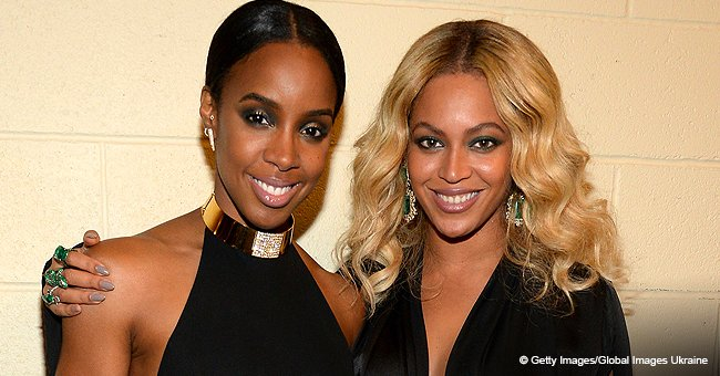 Beyoncé shares sweet throwback pictures of Kelly Rowland on her birthday