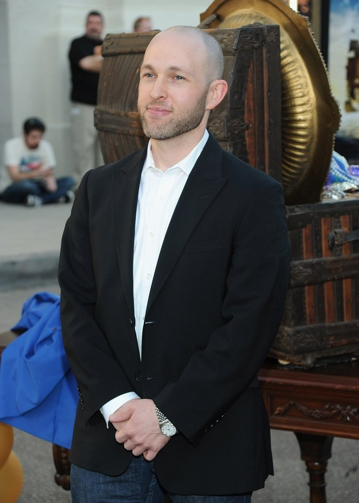 "Jeff Cohen at the Warner Bros. 25th Anniversary celebration of ""The Goonies"" on October 27, 2010 