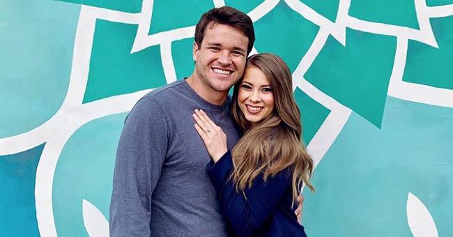La fille de Steve Irwin poste une photo avec son fiancé après les préparatifs du mariage