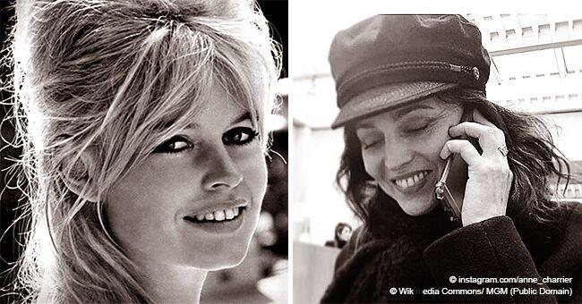 Brigitte Bardot : découvrez sa magnifique petite-fille, Anne Charrier