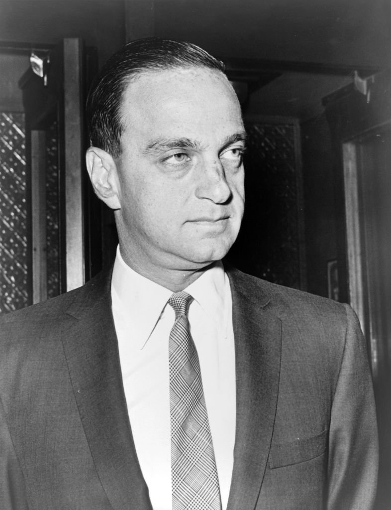 Attorney Roy M. Cohn poses for a portait in 1964.   Source: Getty Images