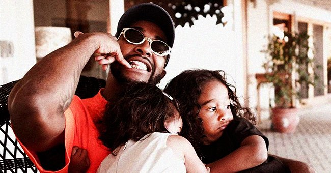 L&HH Star Omarion Is on Daddy Duty While Spending Quality Time with His 2 Kids with Apryl Jones