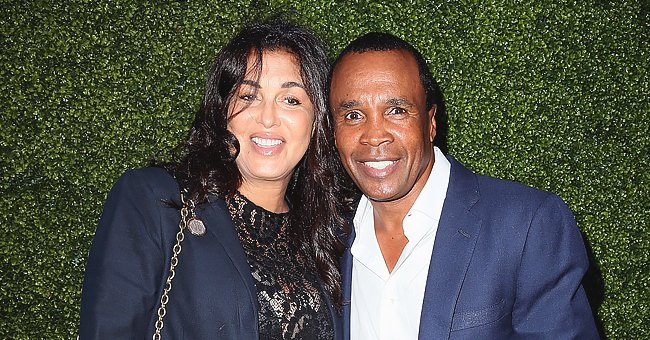 Watch Sugar Ray Leonard Dance with His Gorgeous Wife as They Celebrate Their 27th Anniversary