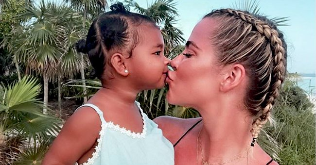 Khloé Kardashian Reportedly Hints at New Reality Show on KUWTK That Will Feature Daughter True Thompson
