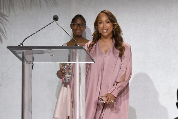 Marjorie Elaine Harvey au Beverly Hilton Hotel le 11 mai 2019. |  Photo : Getty Images