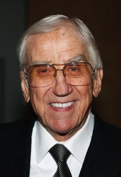 Ed McMahon on April 14, 2003, in Beverly Hills, California | Photo: Getty Images