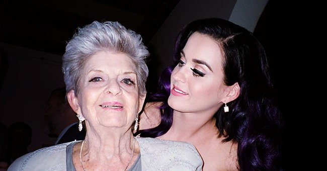 Katy Perry's Grandmother Passes Away at the Age of 99 Days after the Singer's Pregnancy Announcement