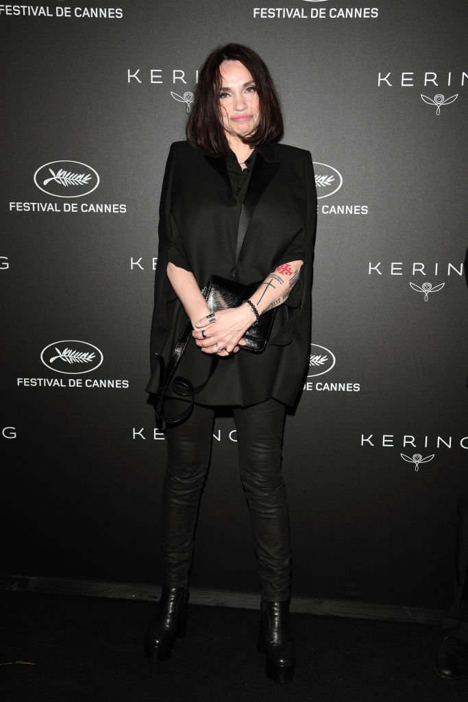 Béatrice Dalle en 2019. Photo : Getty Images